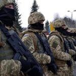 Украинский спецназ проводит учения по штурму и захвату Крыма