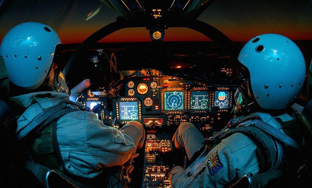 Flug Revue оценили комфортабельность истребителей Су-34
