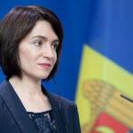 Майя Санду озвучила позицию по Крыму