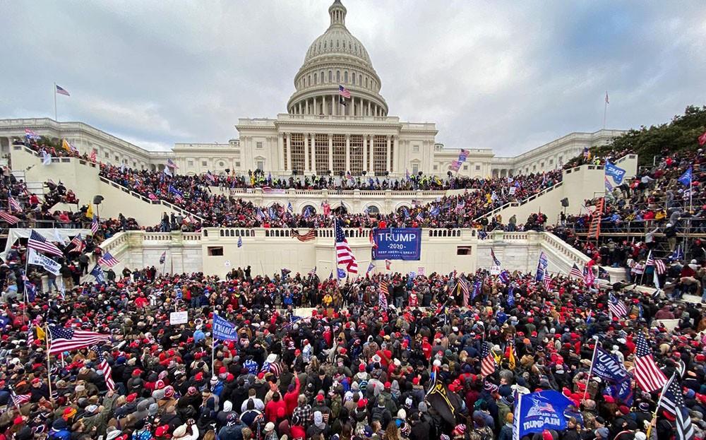 События в Вашингтоне 6 января