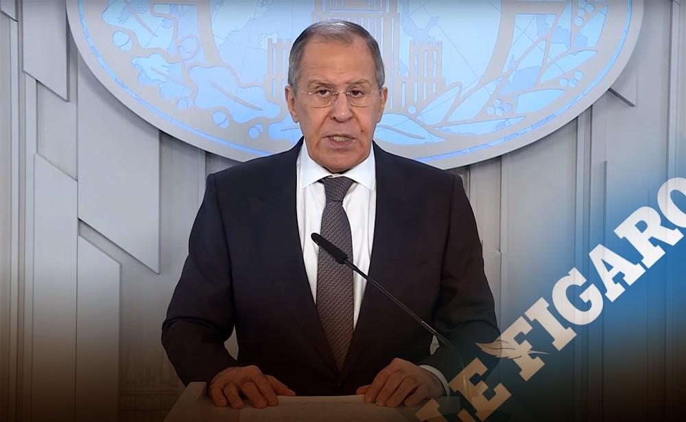 Пользователи Сети во Франции бурно отреагировали на слова Лаврова в ООН