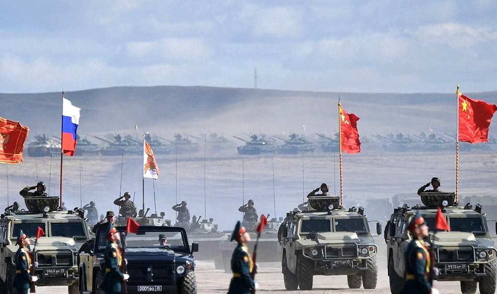 Россия и Китай продемонстрировали беспрецедентный уровень согласованности
