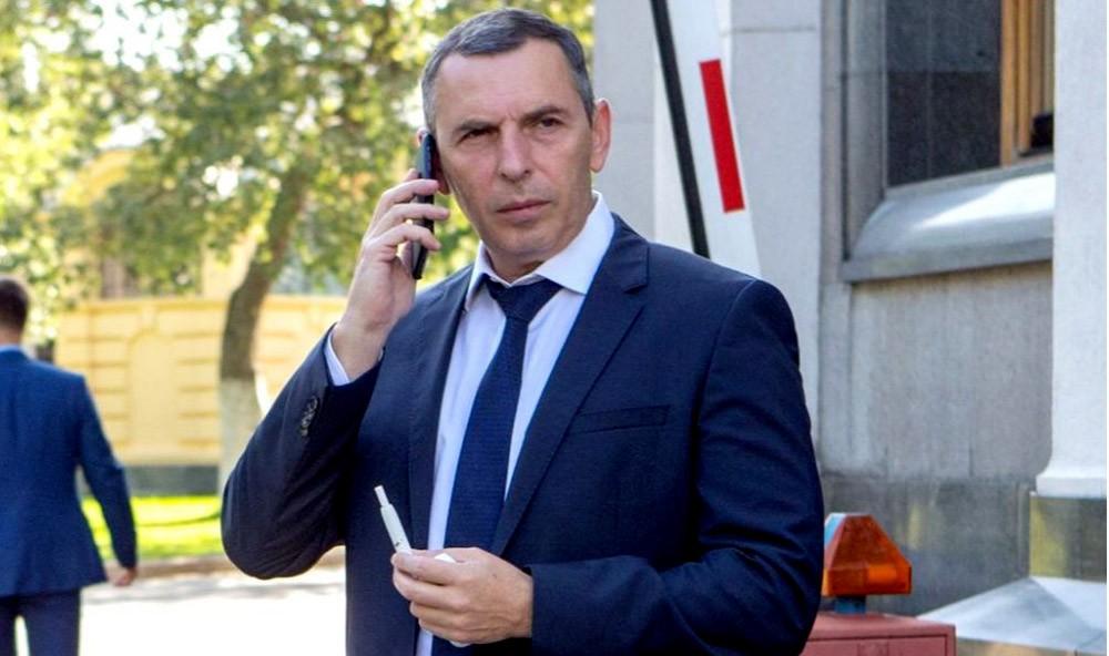 Советник президента Зеленского Сергей Шефир